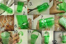 kreasi botol