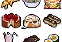 pixel art ♡