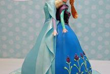 Prenses cake