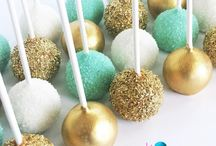 Cake Pops and Color