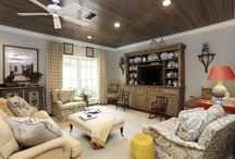 Home: Cozy Family Rooms