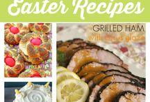Pasen / Lekkere Paas recepten, decoratie en overige inspiratie