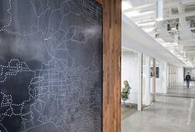 Office 2.0 / Examples of interior design for new office space