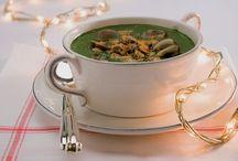 Ricette - Zuppe, vellutate, creme, minestre, etc
