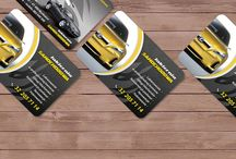 Business cards / #businesscards