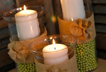 Candles / Decorative