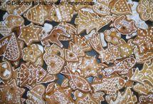 Vánoční cukroví a dobroty / Pěkné cukroví a zajímavé recepty na vánoce.