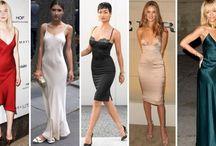 Looks com Slip Dress