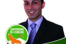"""I nostri Candidati / I COMPONENTI DELLA SQUADRA """"ZAFFERANA IN COMUNE"""""""
