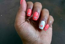 Jyotsna Mohanraj Nail Art / Simple DIY nail art ideas for amateurs and experts to brighten up your entire attire for all occasions