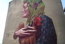 murale łódź / o Łodzi