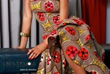 African Fashion / African print
