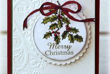 Christmas Cards / by Melani White
