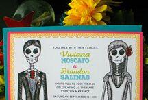 SERPENTHES for DOS ESTRELLAS press / Stationery, Baby & Wedding for @dosestrellasla
