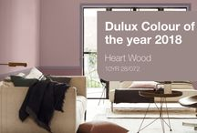 Dulux Colour Trends 2018