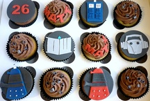 Doctor Who Pins...It is bigger on the inside / by Allison Wirz