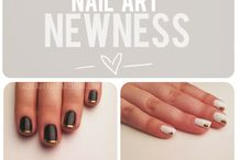 Nails nails nails! / by Leonie Lyons