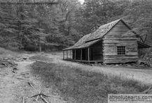 Sheds, Barns and Huts