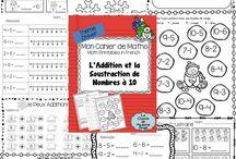 Mathématiques:  Math Ideas in French