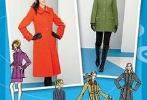 Sewing clothes & patterns