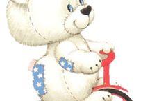 رسم خرس