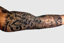 Encre / tattoos