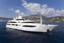 CRN Yachts - M/Y Royal Rubin ex Romance 57m / CRN Yachts - M/Y Royal Rubin ex Romance 57m