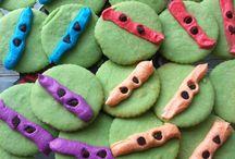 Teenage mutant ninja turtles party