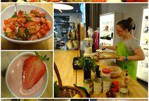 Warsztaty w QFormie / Fotorelacje z naszych warsztatów kulinarnych.