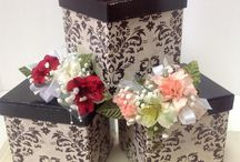 Wedding Bouquets / a unique collections of our Bridal Bouquets and reception flowers visit our website for more bouquets or call 216-663-2906 www.novaksflowers.com
