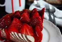 Käsekuchen / Cheesecake Rezepte - Backen / Käsekuchen Rezepte zum Backen. Alles mit Quark, Frichkäse, Schmand, Topfen.... Cheesecake