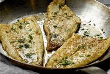 Fish - It's a Flat World - Flounder, Plaice, Sole & Tilapia