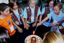 Brownie Girl Scout Ideas / Exciting new year of Brownies coming up! / by Ramela Garza