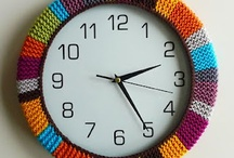 Clock DIY ideas