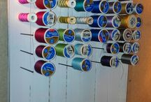 Organizador costura
