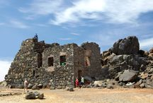 Caribbean Ruins / Caribbean ruins, sightseeing places, old monuments