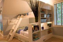 Boys' Room / Ideas for boys' bedrooms / by Rachel Crutchfield