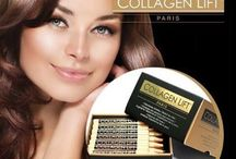 Collagen Lift Paris / Daily drinkable collagen supplement that reduces wrinkles by up to 50% and improves skin elasticity and hydration.  Shop online  www.collagenliftparis.eu