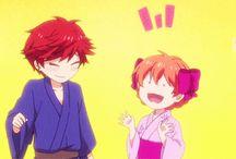 Anime and stuff...