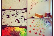 Bedroom ideas / by Jasmine Glynn