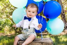 1 birthday photoshoot ideas