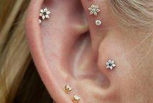 Piercing oreilles