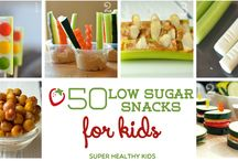 Nutrition for kids! / Here's some recipes that are good for children
