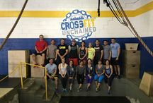 Karhu Academy. / The educational arm of CrossFit Jääkarhu. Led by Jessica Estrada, seminars, blogs, and instructional material is produced to help athletes and those interested to improve upon gymnastics, barbell, and bodyweight skill.