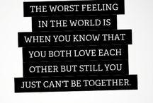 Relationships...