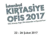 İstanbul Kırtasiye Ofis Fuarı 2017