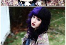 cabello color ♡