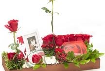 San Valentín 2015 / Flores... El regalo perfecto para este día del Amor y la Amistad.  www.jymflowers.com