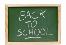 Manilla's Back-to-School Sweeps / #ManillaBack2School / by Carol