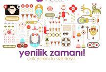 Bir haberimiz var!  / Pazartesiden herkese mutlu bir hafta diliyoruz!  www.escicek.com çok yakında sizlerle